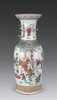 粉彩花鸟纹大瓶 -  - 古董珍玩 - 2010秋季艺术品拍卖会 -收藏网