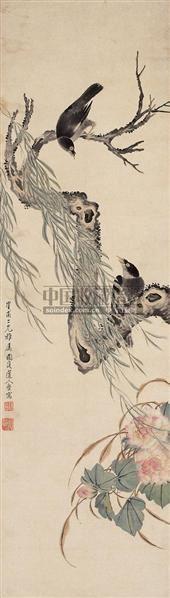 花鸟 - 123405 - 中国书画古代作品 - 2006春季大型艺术品拍卖会 -收藏网