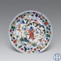 卢光照 喜上梅梢 - 卢光照 - 瓷器工艺品(一) - 2006年第3期嘉德四季拍卖会 -中国收藏网