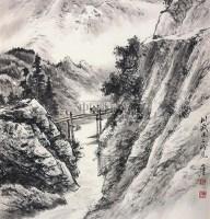 山水 立轴 纸本 - 陶一清 - 中国书画(下) - 2010瑞秋艺术品拍卖会 -中国收藏网