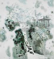 黑山谷系列 布面  油画 - 翁凯旋 - 中国油画 - 2006春季拍卖会 -收藏网