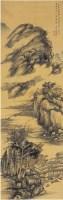 趙寶仁[清]倣大癡山水 -  - 中国书画古代作品专场(清代) - 2008年春季拍卖会 -中国收藏网