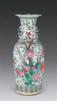 粉彩婴戏纹大瓶 -  - 古董珍玩 - 2010秋季艺术品拍卖会 -收藏网