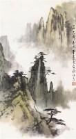 山水 立轴 纸本 - 116631 - 中国书画 - 2010秋季艺术品拍卖会 -收藏网