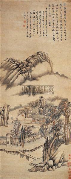 梅园送别 - 6466 - 中国书画古代作品 - 2006春季大型艺术品拍卖会 -收藏网