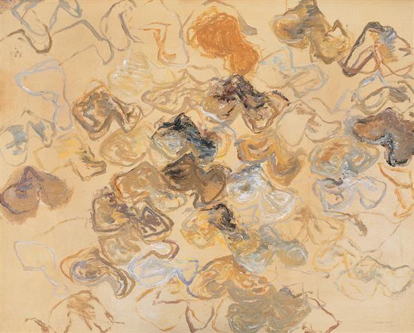 黄渊清 2005年作 无题2005.18 -  - 西画雕塑(上) - 2006夏季大型艺术品拍卖会 -收藏网