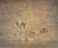 庞茂琨 2000年作 三峡 - 庞茂琨 - 西画雕塑(下) - 2006夏季大型艺术品拍卖会 -收藏网