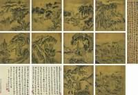 李公麟(款)(1049~1106)羅漢冊 -  - 中国书画古代作品专场(明代及明以前) - 2008年秋季艺术品拍卖会 -收藏网