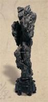 天池石壁 -  - 文房清玩 首届历代供石专场 - 2008年秋季艺术品拍卖会 -中国收藏网
