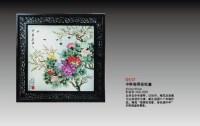 中华春晖瓷板画 - 158204 - 瓷器 - 2010年大型精品拍卖会 -收藏网