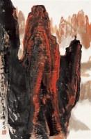 巫山神女 镜片 设色纸本 - 方济众 - 中国书画 - 2010秋季艺术品拍卖会 -中国收藏网