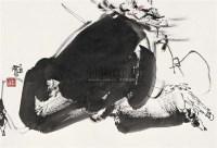钟馗 镜片 设色纸本 - 王西京 - 中国书画 - 2010秋季艺术品拍卖会 -收藏网