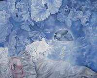 熊宇 2003年作 兰色的光 - 熊宇 - 当代艺术·卓克收藏专场 - 2006夏季大型艺术品拍卖会 -收藏网