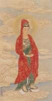 刘凌沧  观音菩萨 - 刘凌沧 - 中国书画(上) - 2006夏季大型艺术品拍卖会 -收藏网