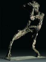 黎明(b.1957)記者 -  - 首届当代中国雕塑专场 - 2008年春季拍卖会 -中国收藏网