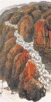 秦原高风 镜片 设色纸本 - 徐义生 - 中国书画 - 2010秋季艺术品拍卖会 -收藏网