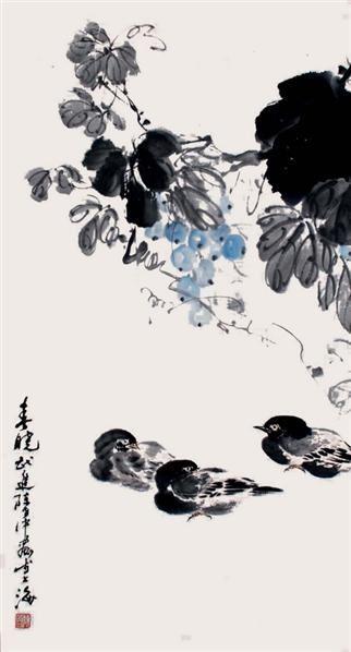 春晓 - 118551 - 2010上海宏大秋季中国书画拍卖会 - 2010上海宏大秋季中国书画拍卖会 -收藏网