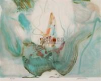 明媚 版画 - 朱德群 - 油画专场  - 2010秋季艺术品拍卖会 -收藏网