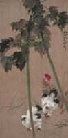 張書旂(1900~1957)秋趣圖 -  - 中国书画近现代名家作品专场 - 2008年秋季艺术品拍卖会 -收藏网