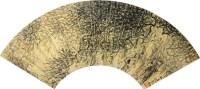 松 扇面 纸本 - 姚华 - 扇面小品 - 2010秋季艺术品拍卖会 -收藏网