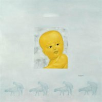 许永康  需要这样吗 -  - 名家西画 当代艺术专场 - 2008年秋季艺术品拍卖会 -收藏网
