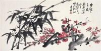朱 恒      岁寒之友 - 朱恒 - 中国书画  - 2010浦江中国书画节浙江中财书画拍卖会 -收藏网