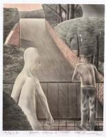 章剑 午后 布面油画 - 章剑 - (西画)当代艺术专题 - 2006年秋季精品拍卖会 -收藏网