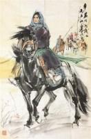 人物 片 纸本 - 7693 - 中国书画 - 2010秋季艺术品拍卖会 -收藏网