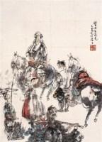 施大畏 人物 - 116884 - 中国书画(上) - 2006夏季大型艺术品拍卖会 -收藏网