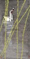 春宵 镜心 纸本设色 - 117854 - 中国当代书画 - 2010秋季艺术品拍卖会 -收藏网