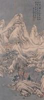 雪霁独钓 立轴 设色纸本 - 何维朴 - 名家书画·油画专场 - 2006夏季书画艺术品拍卖会 -中国收藏网