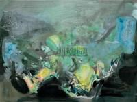 2000E 版画 - 朱德群 - 油画专场  - 2010秋季艺术品拍卖会 -收藏网