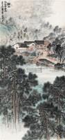 韶山 (一件) 立轴 纸本 - 应野平 - 字画下午专场  - 2010年秋季大型艺术品拍卖会 -收藏网
