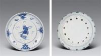 19世纪(日本) 青花魁星点斗洗 -  - 瓷器工艺品(一) - 2006年第3期嘉德四季拍卖会 -收藏网