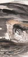 太行深处风景异 立轴 设色纸本 - 贾又福 - 中国书画 - 2010秋季艺术品拍卖会 -收藏网