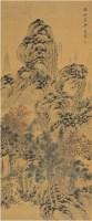 陸英[清]秋山逸興圖 -  - 中国书画古代作品专场(清代) - 2008年春季拍卖会 -中国收藏网