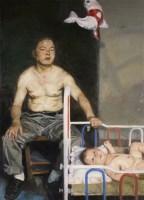 浮光 - 141327 - 油画 - 2010年秋季拍卖会 -收藏网