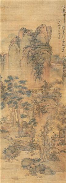 中国古代书画 - 2010秋季艺术品拍卖会图片