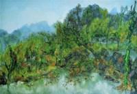 皖南淡秋 -  - 名家西画 当代艺术专场 - 2008年春季拍卖会 -收藏网