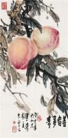 善者多寿 镜心 设色纸本 - 宋步云 - 中国书画(一) - 2010年秋季艺术品拍卖会 -收藏网