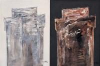张永生 2005年作 丰碑 - 105841 - 当代艺术·卓克收藏专场 - 2006夏季大型艺术品拍卖会 -收藏网