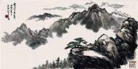 山水 - 俞子才 - 2010上海宏大秋季中国书画拍卖会 - 2010上海宏大秋季中国书画拍卖会 -收藏网