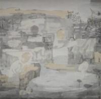 观鱼图 - 田黎明 - 2010上海宏大秋季中国书画拍卖会 - 2010上海宏大秋季中国书画拍卖会 -收藏网