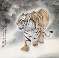 觅 (一件) 立轴 纸本 - 冯大中 - 字画下午专场  - 2010年秋季大型艺术品拍卖会 -中国收藏网