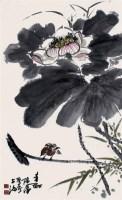 春酣 - 陈世中 - 2010上海宏大秋季中国书画拍卖会 - 2010上海宏大秋季中国书画拍卖会 -收藏网