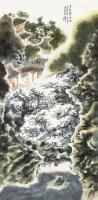 山水 片 纸本 - 孙君良 - 中国书画 - 2010秋季艺术品拍卖会 -收藏网