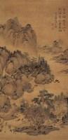 春山访友图 - 149228 - 中国书画古代作品 - 2006春季大型艺术品拍卖会 -收藏网
