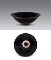 宋 定窑黑釉盏 -  - 瓷器工艺品(一) - 2006年第3期嘉德四季拍卖会 -中国收藏网