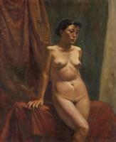 画室 - 夏小万 - 油画 - 2010年秋季拍卖会 -收藏网