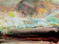 2000C 版画 - 朱德群 - 油画专场  - 2010秋季艺术品拍卖会 -收藏网